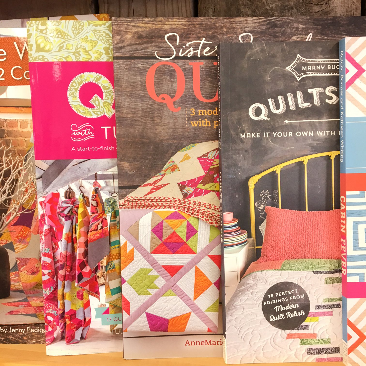 Sewing, Quilting, Knitting and Crochet Patterns & Books