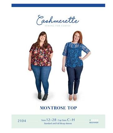 Montrose Top Pattern