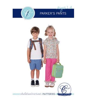 Parker's Pants sz 1-4