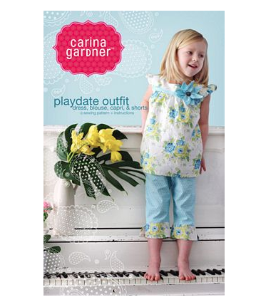 Playdate Outfit Sewing Pattern