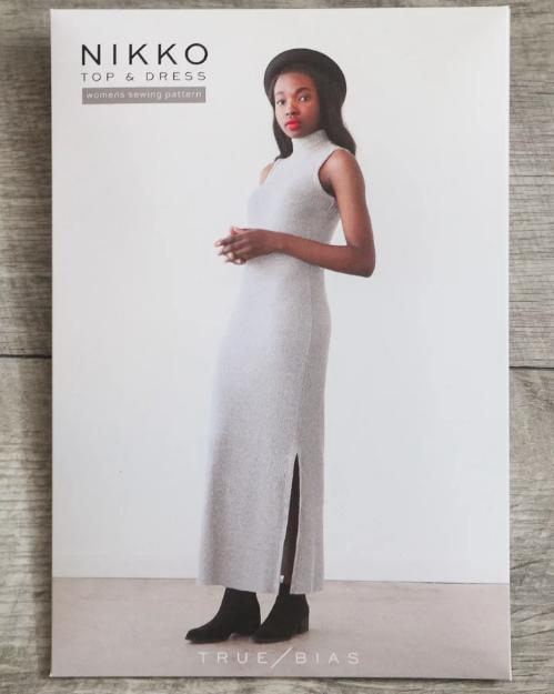 Nikko Top & Dress Pattern