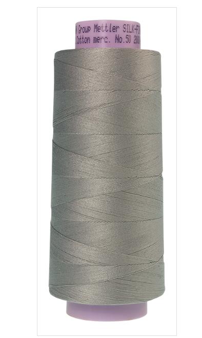 Silk Finish Cotton Solid 50wt 2000yd Thread