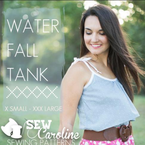 SALE Waterfall Tank