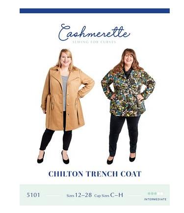 Chilton Trench Coat Pattern