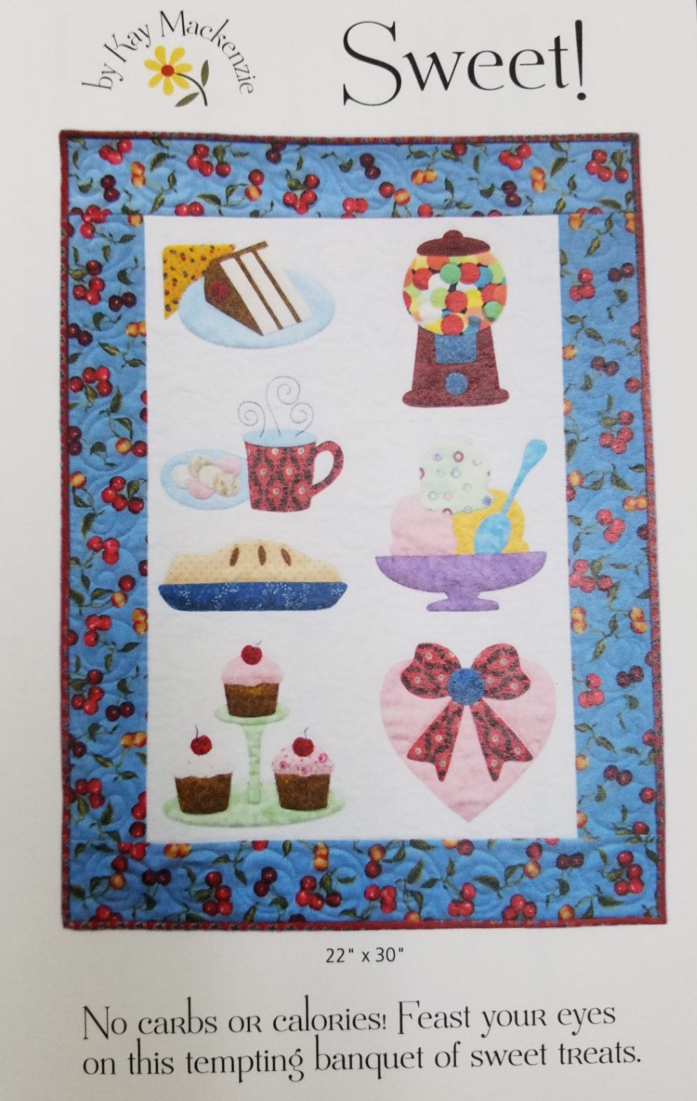 Sweet Wall Quilt Pattern