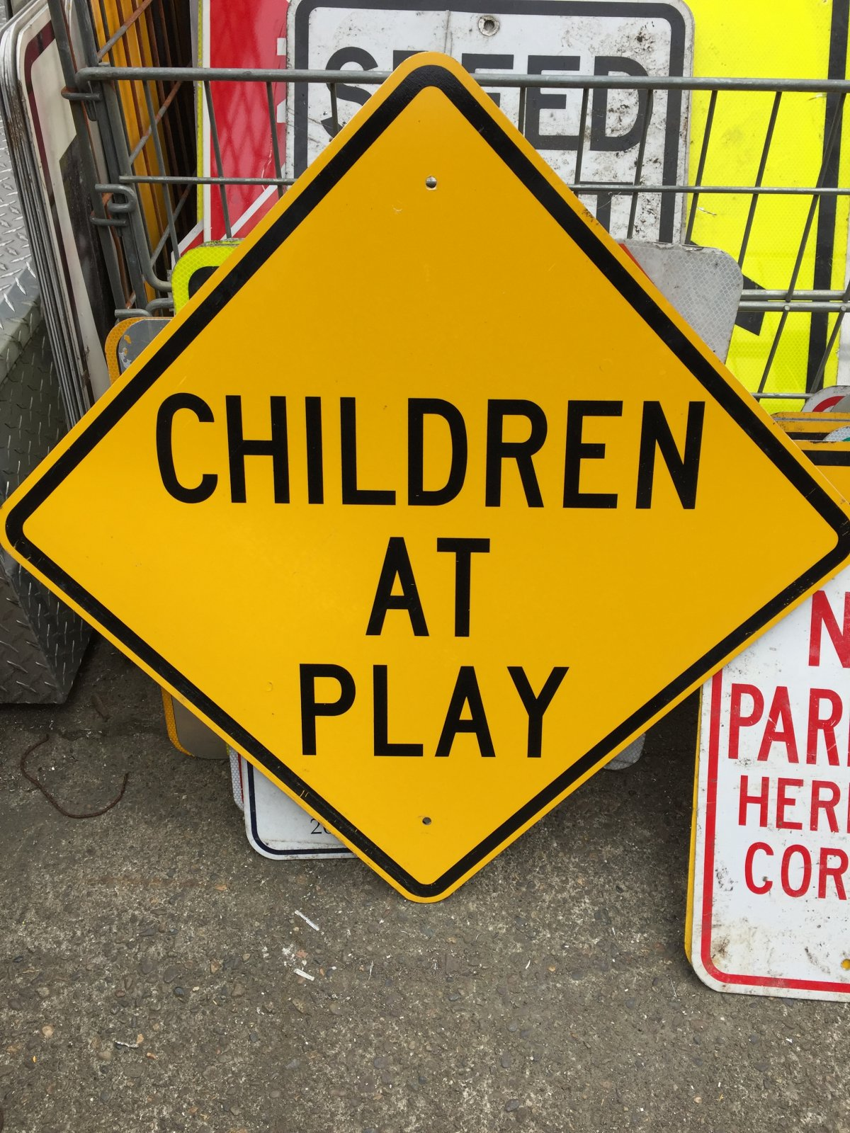Street Signs - Starting at $12!