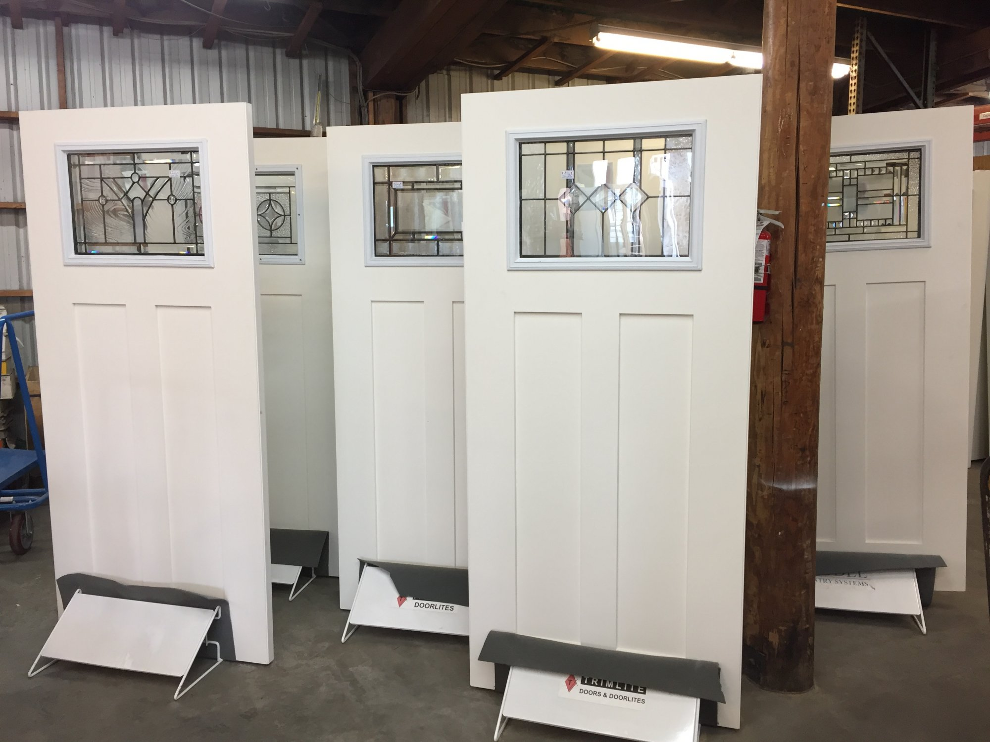 Select Trimlite Fiberglass Doors - ONLY $300!!!