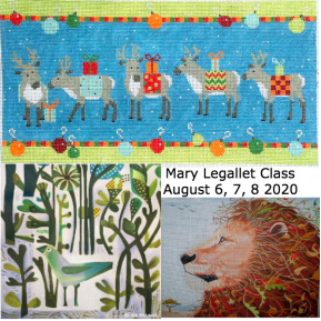 Mary Legallet Class August 2020