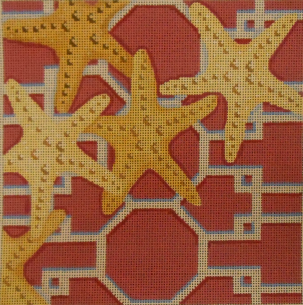 Starfish trellis from Associated Talents