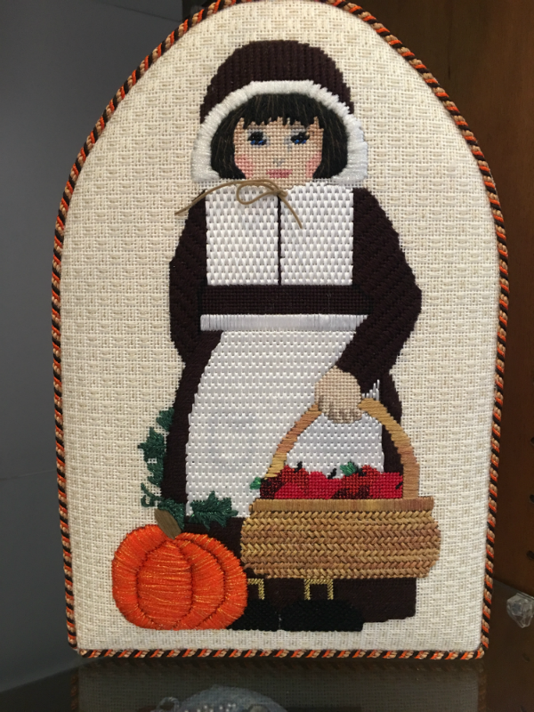 Pilgrim Lady from Associated Talents - finished