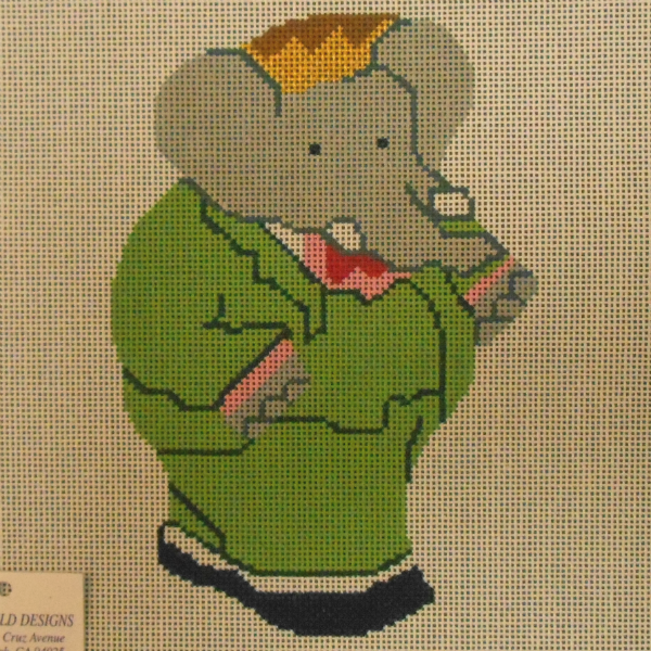 Babar - King of the Elephants from Silver Needle
