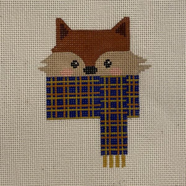 Cozy Critter - Red Fox from Burnett & Bradley