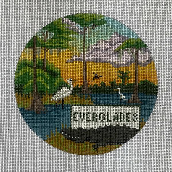 National Park Round - Everglades