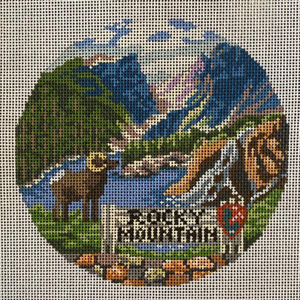 National Park Round - Rocky Mountain