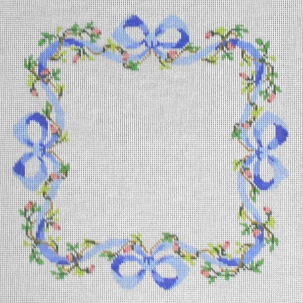 Blue Bow Frame by Winnetka