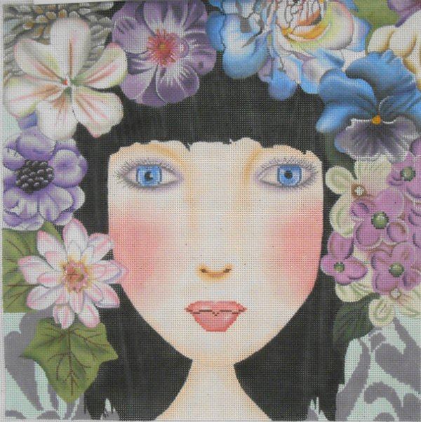 Blue eyed Girl by Lani