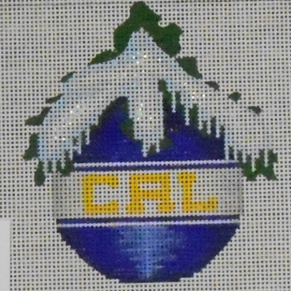 Cal Ornament from Associated Talents