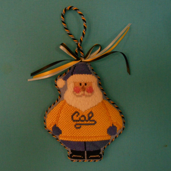 Cal Santa from Carol Dupree finished