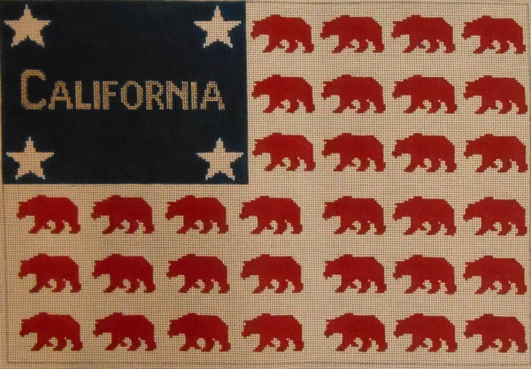 American Flag California Style from HSN Desings