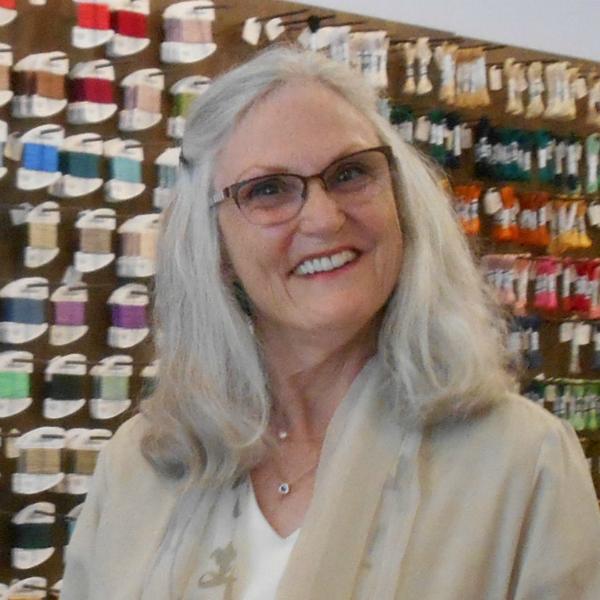Carolyn Bradford Stitch of the Month