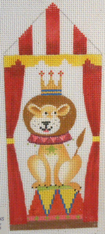 Circus Lion by Kirk & Bradley