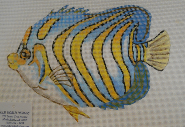 Fish 4 from City Needlework