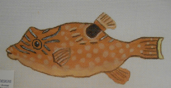 Fish 1 from City Needlework