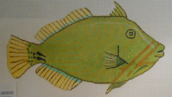 Fish 5 from City Needlework