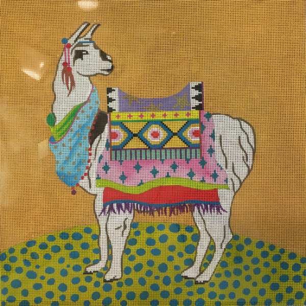 Pack Llama from Colors of Praise