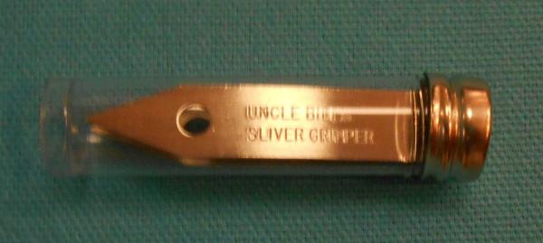 Uncle Bill's Tweezers