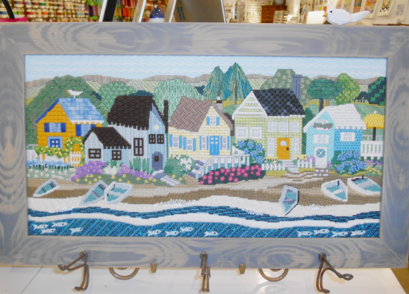 Melissa Shirley Cottages by the Sea by June McKnight