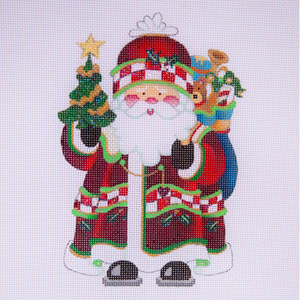 OWD Christmas Santa + Stitch Guide (December)