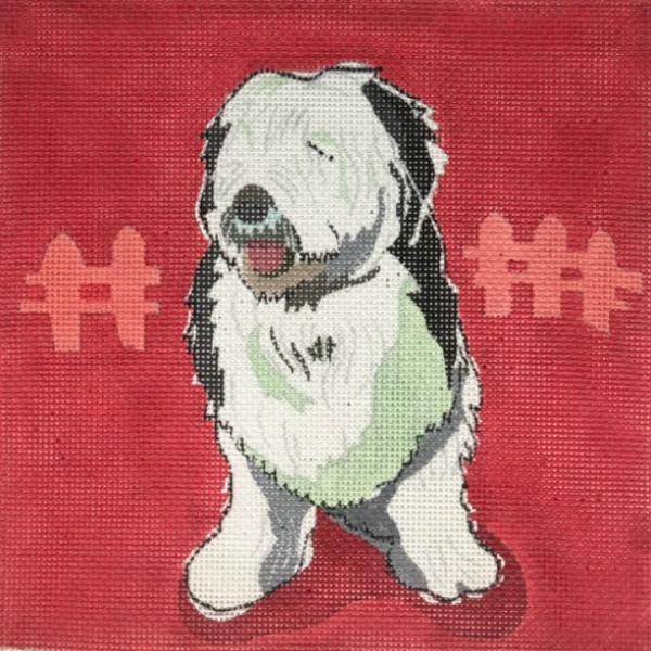 Old English Sheepdog from DJ Designs