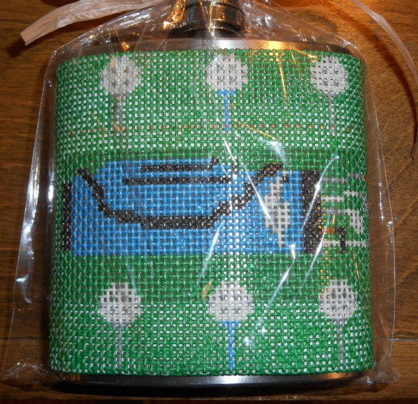 Golf Flask by Voila!