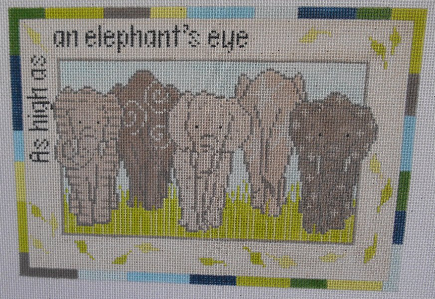5 Elephants by Pippin Studios