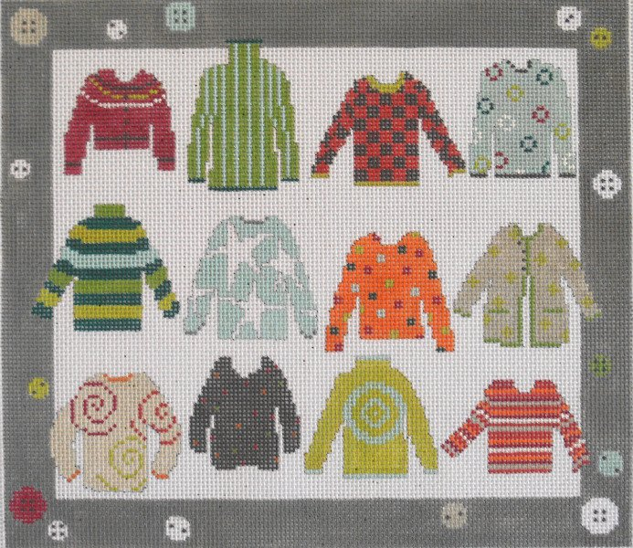 12 Sweaters from Pippin Studios