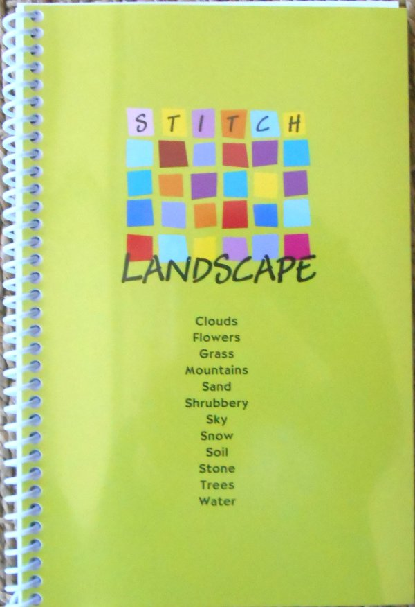 Stitch Landscape by Stacey Tombros and Elaine Oliverio
