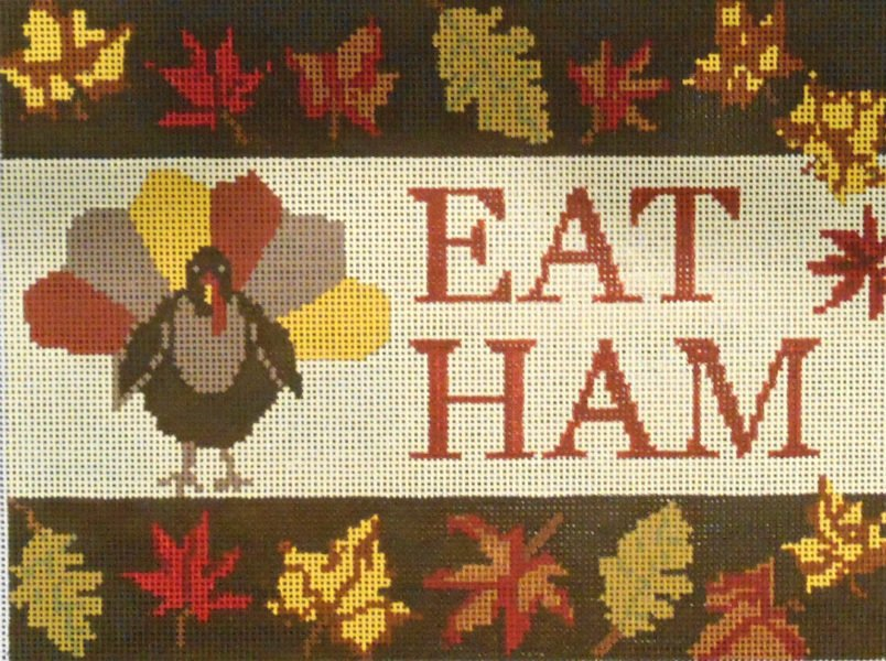 Eat Ham by JL Canvas Company