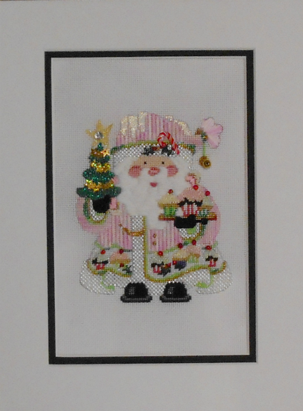 OWD 2015 Strictly Christmas February Santa -stitched