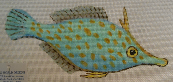 Fish 3 from City Needlework