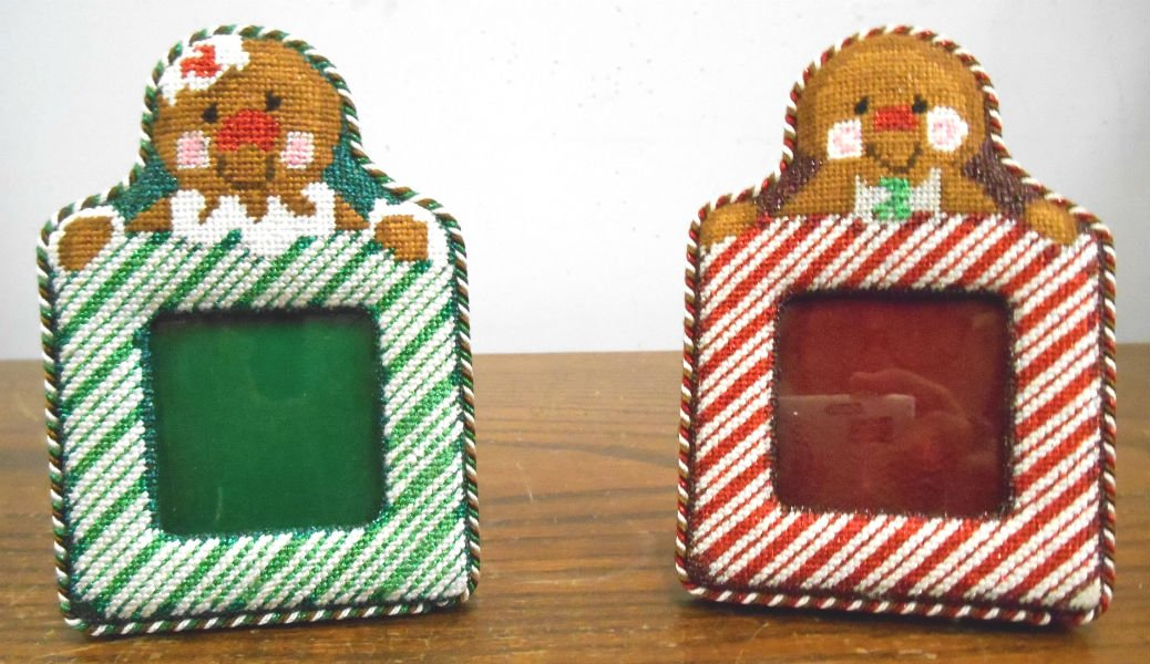 Gingerbread Cookie Frames