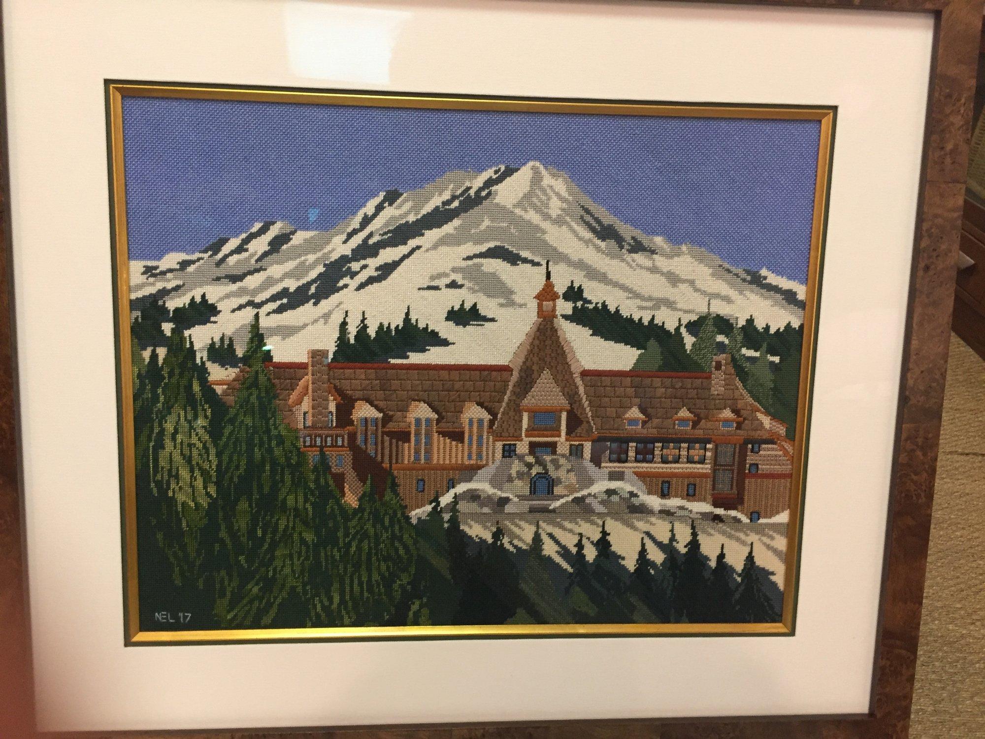 Mt Hood Lodge