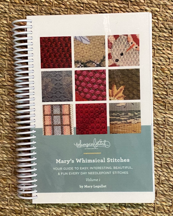 Mary's Whimsical Stitches by Mary Legallet