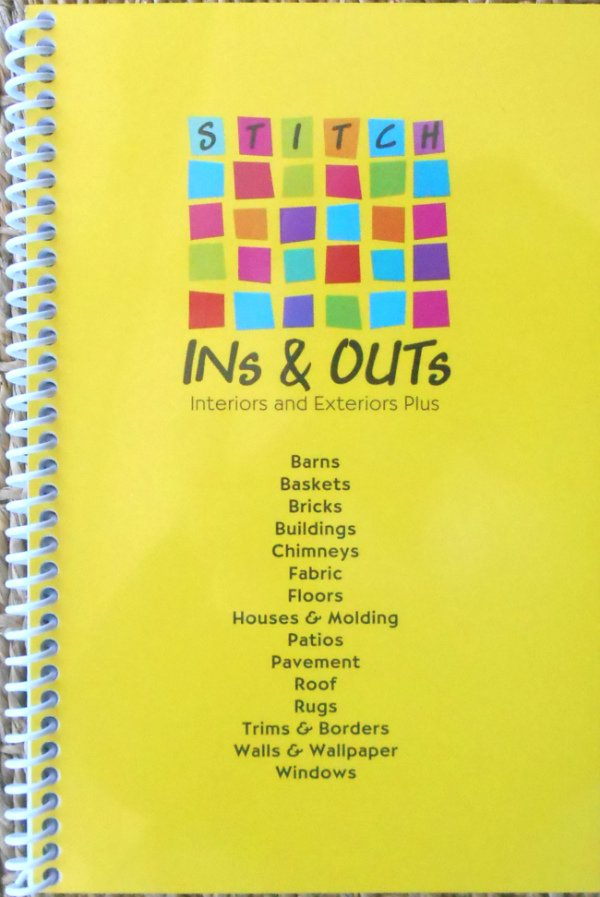 Stitch Ins & Outs by Stacey Tombros and Elaine Oliverio