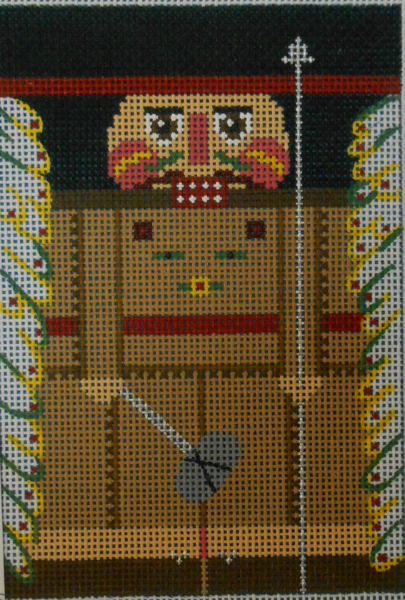 Indian Chief Nutcracker Roll-Up from Julia's Needleworks