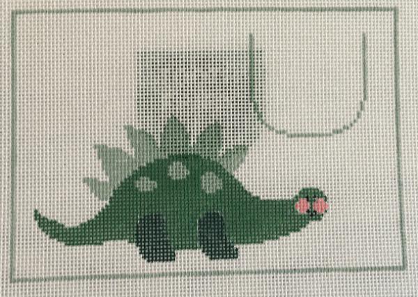 Dinosaur Tooth Fairy Pillow from Kathy Schenkel