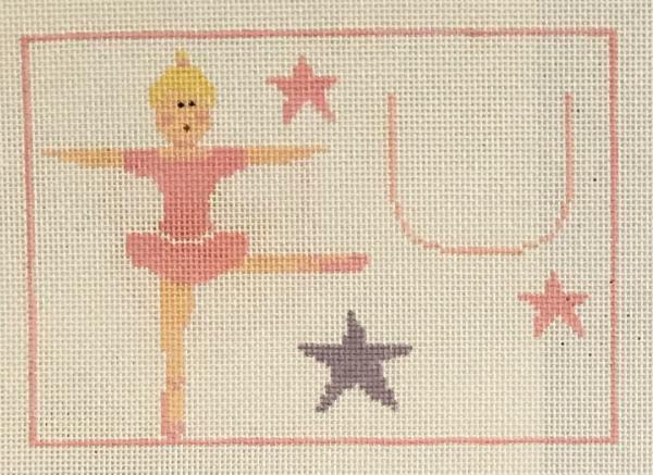 Twirling Ballerina Tooth Fairy Pillow from Kathy Schenkel