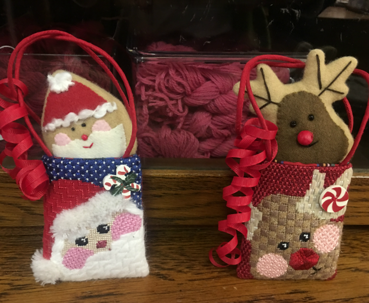 Treat Bags from Kathy Schenkel - finished