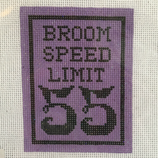 Broom Speed Limit from Kimberly Ann