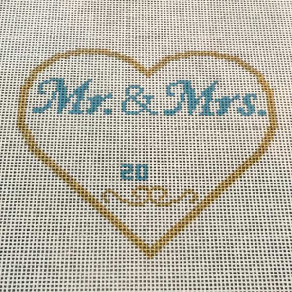 Mr. & Mrs. Heart by Kimberly Ann